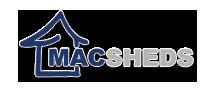 Mac Sheds and cladding - logo
